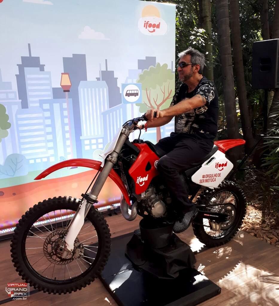 Bike Simulator iFood