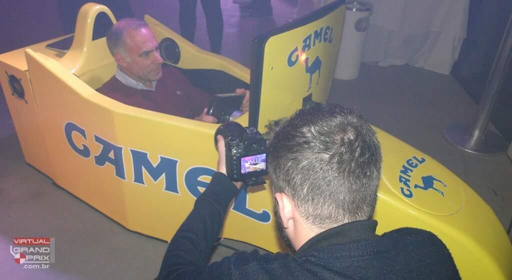F1 Camel Simulator