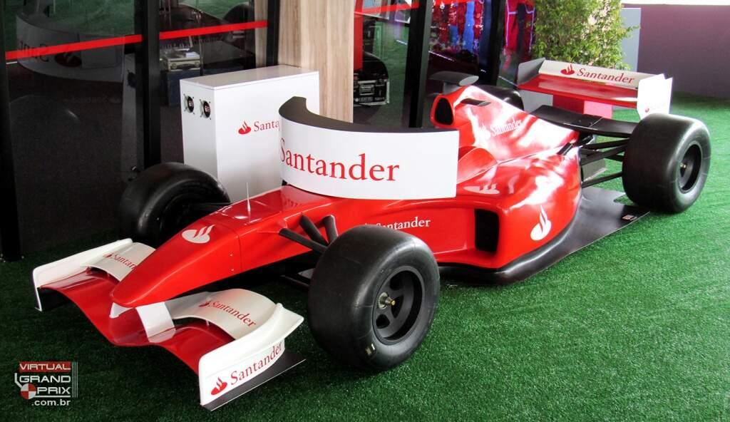 F1 Simulator GP Brasil