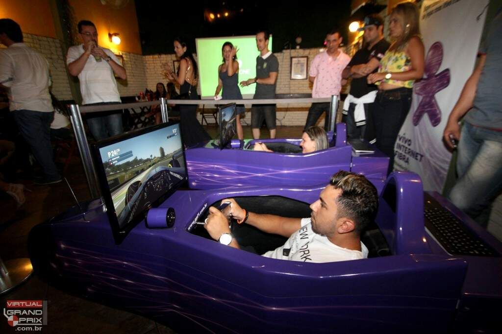 F1 Simulator VIVO