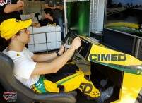 Simuladores CIMED @ Stock-Car SP