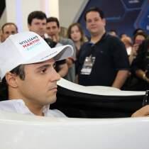 Felipe Massa - Simulador de Fórmula 1 Virtual Grand Prix