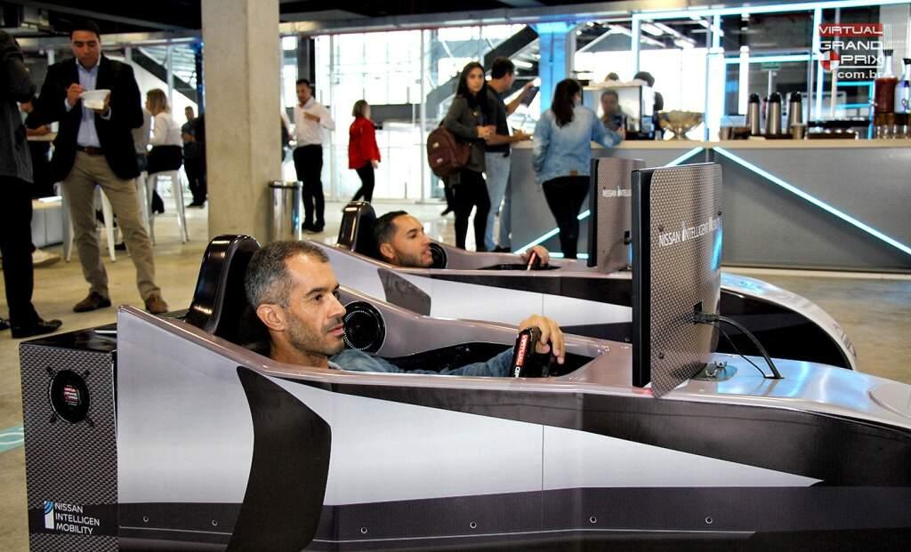 Fia Formula E Simulator
