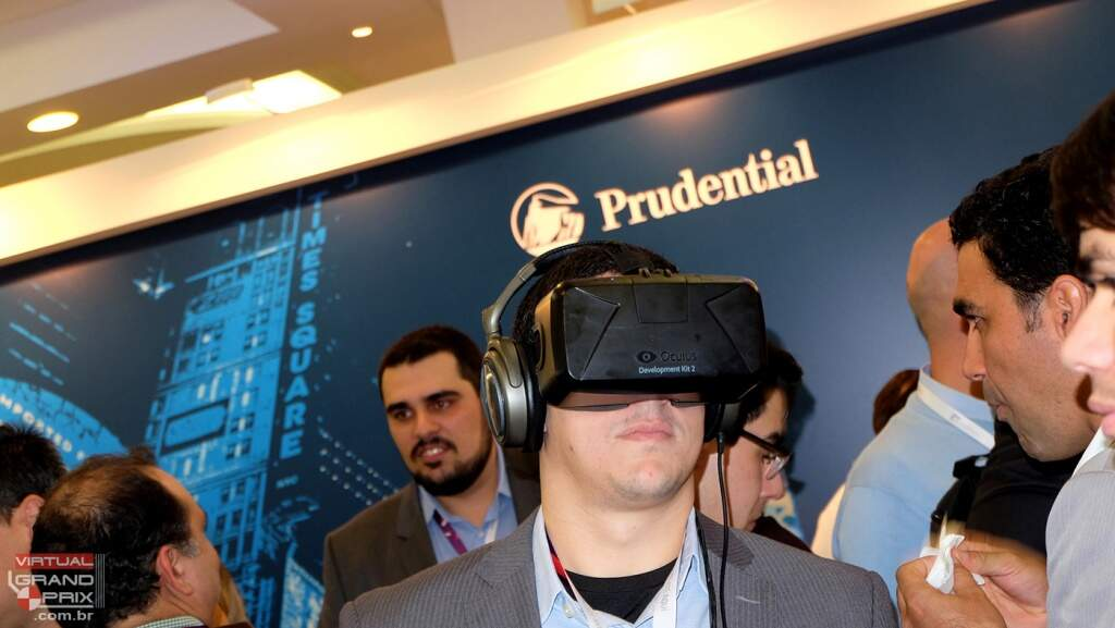 Game Realidade Virtual Prudential - Expert 2016