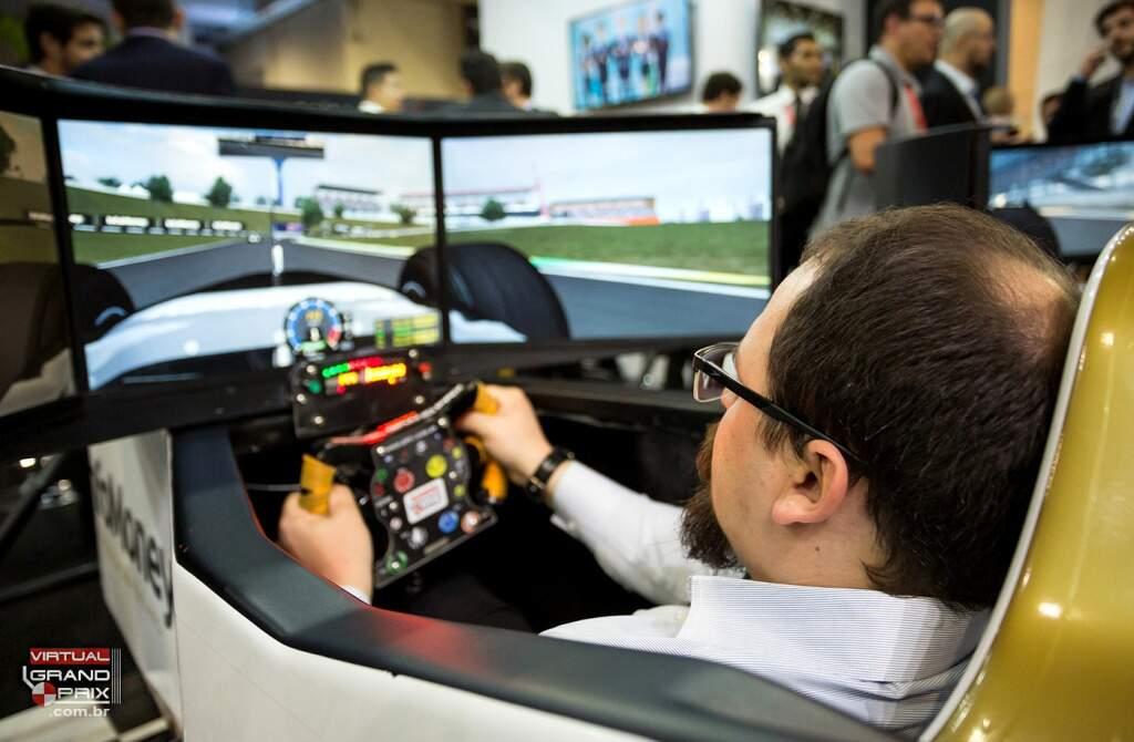 Motion Simulator Expert