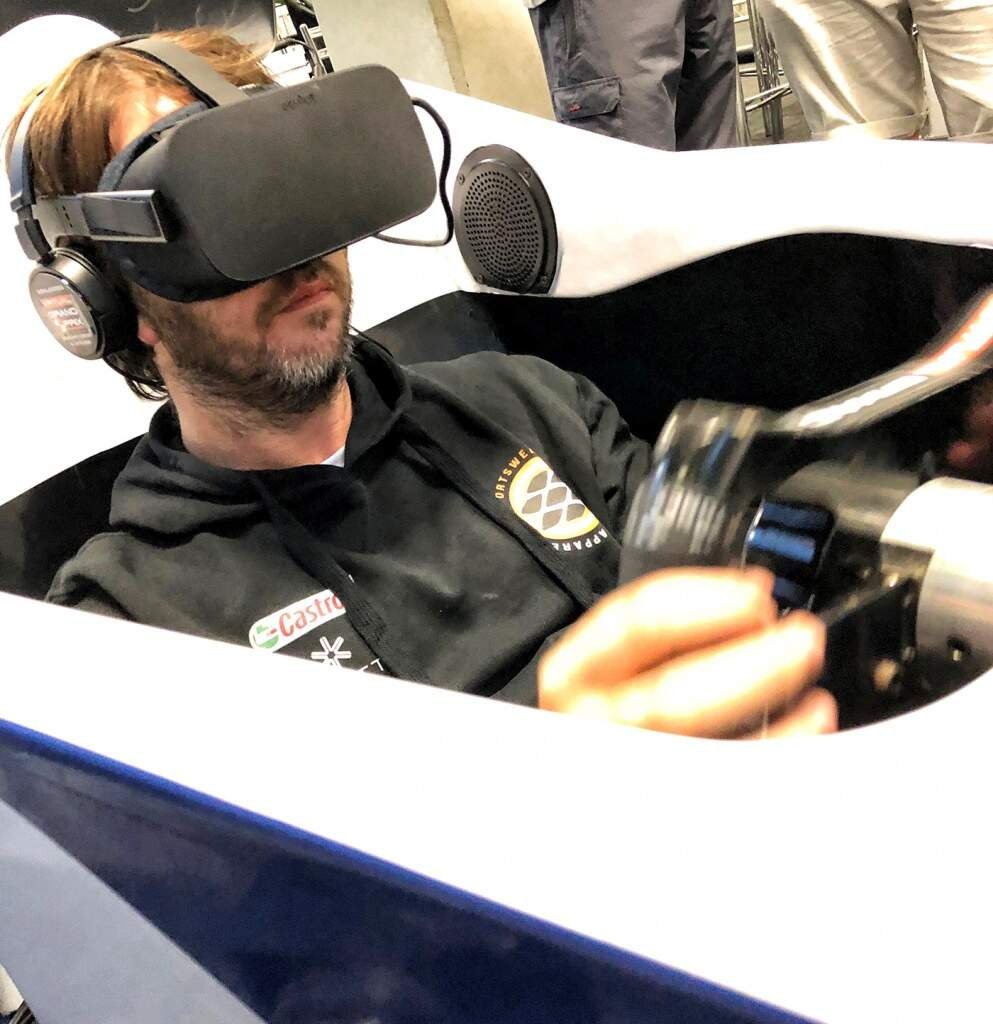 Motion Simulator VR @ Porsche Cup Interlagos (3)