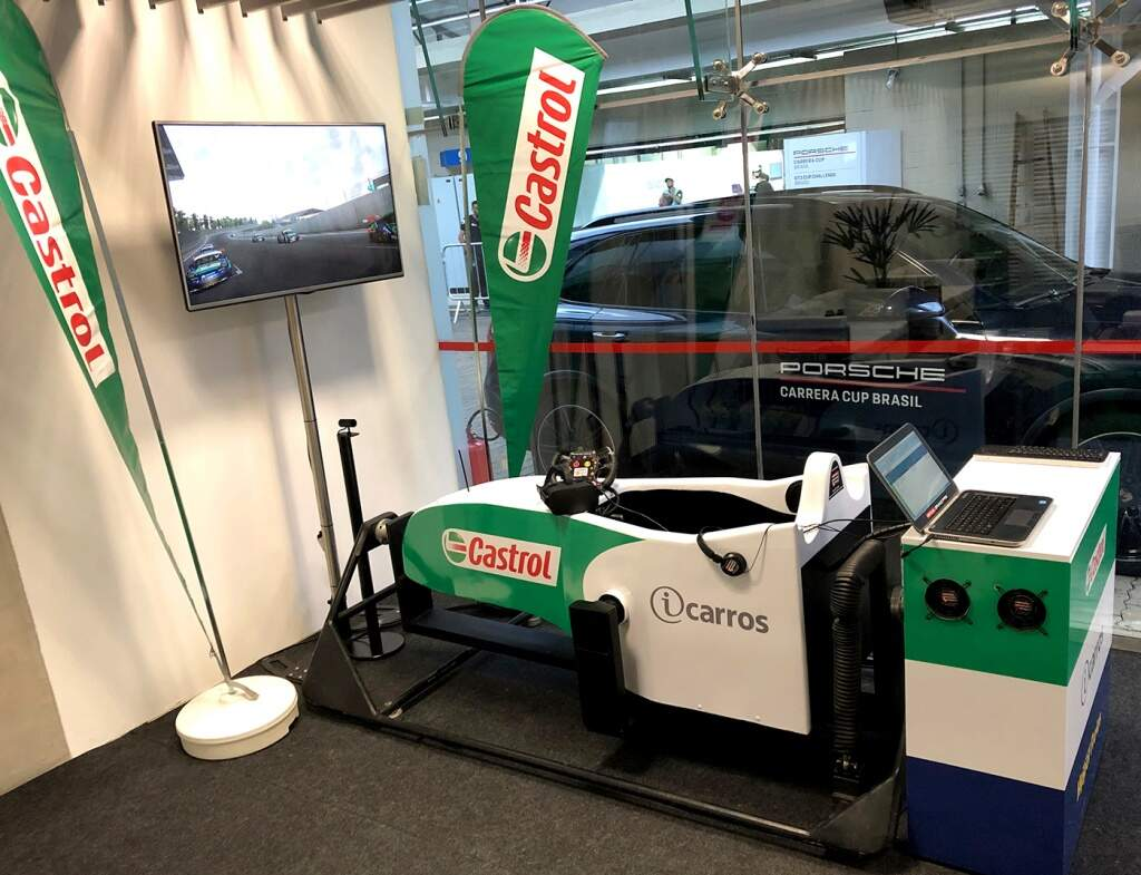 Motion Simulator VR @ Porsche Cup Interlagos (4)