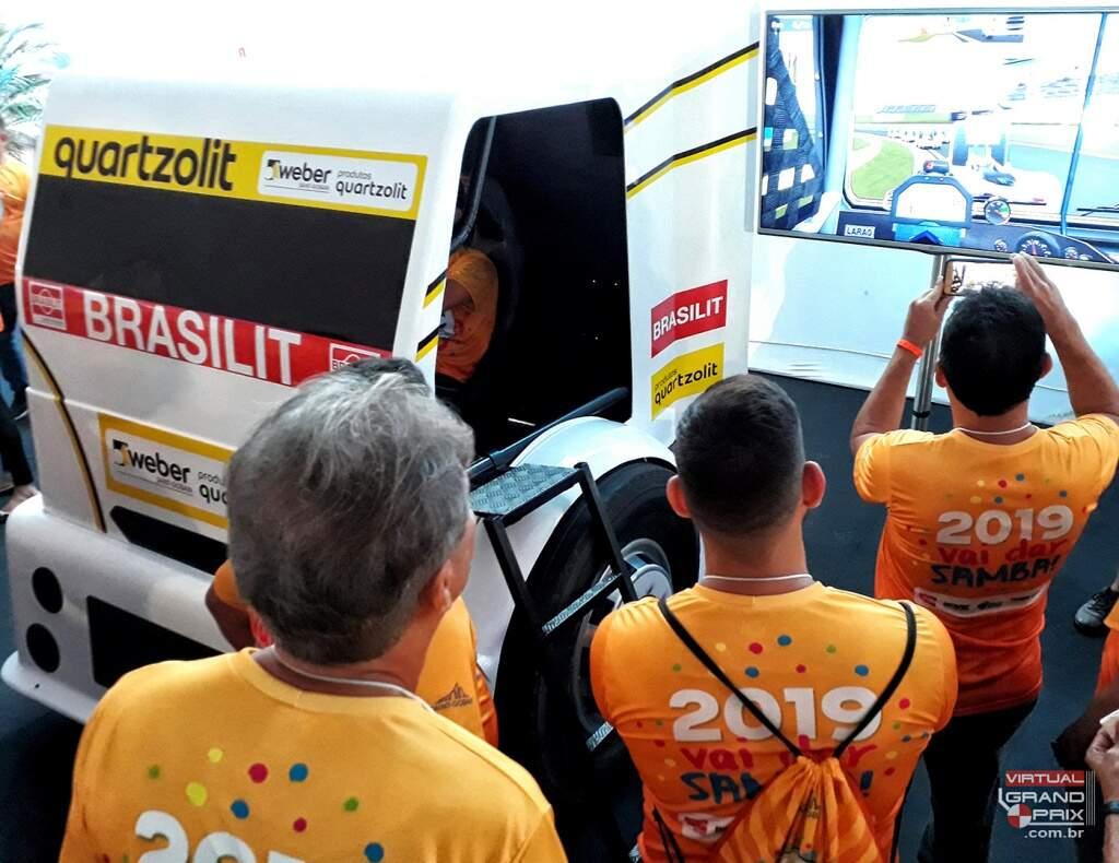 Quartzolit Copa Truck