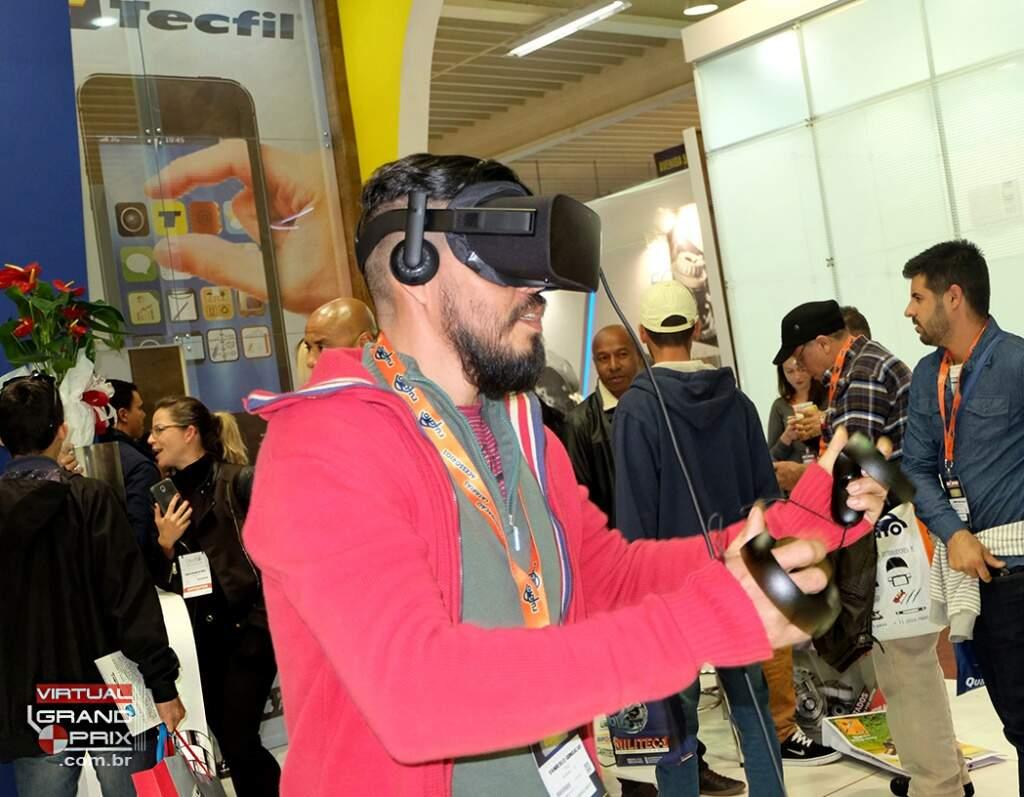Realidade Virtual Copa do Mundo Tecfil
