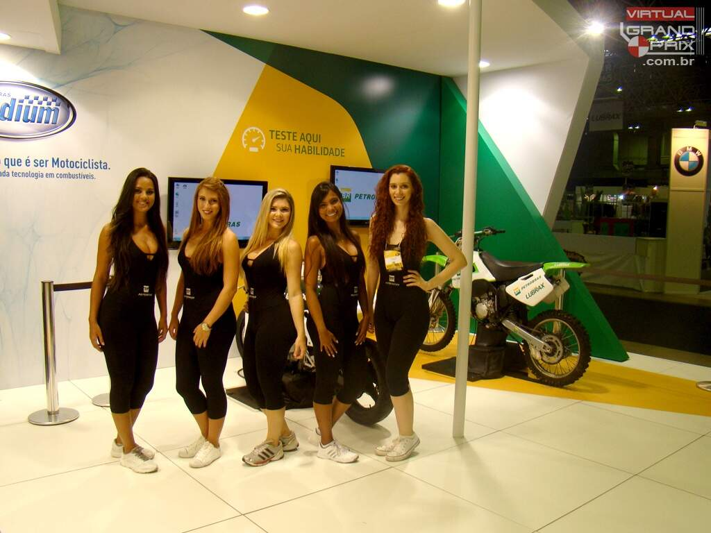 Salão Bike Show - Virtual Grand Prix