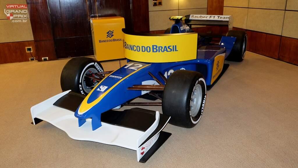 Sauber F1 Simulator