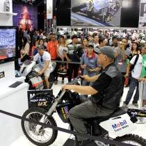 Simualdor de Motocross Rally Virtual Grand Prix (1)
