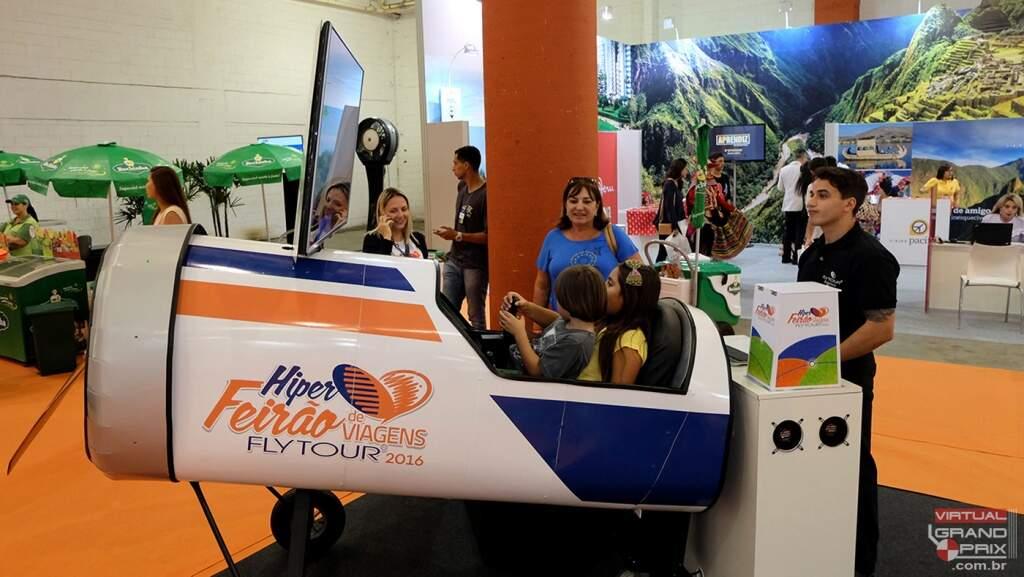 Simulador Avião Flytour (5)