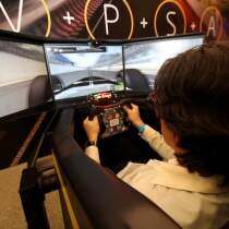 Simulador Cockpit F1 MOTION 4D Virtual Grand Prix (1)