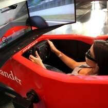 Simulador Cockpit F1 MOTION 4D Virtual Grand Prix (18)