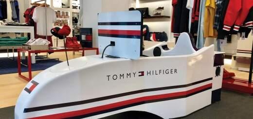Simulador Cockpit F1 Tommy Hilfiger @ JK (1)