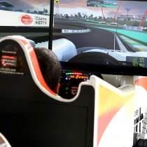 Simulador Cokpit F1 MOTION PRO Virtual Grand Prix (6)