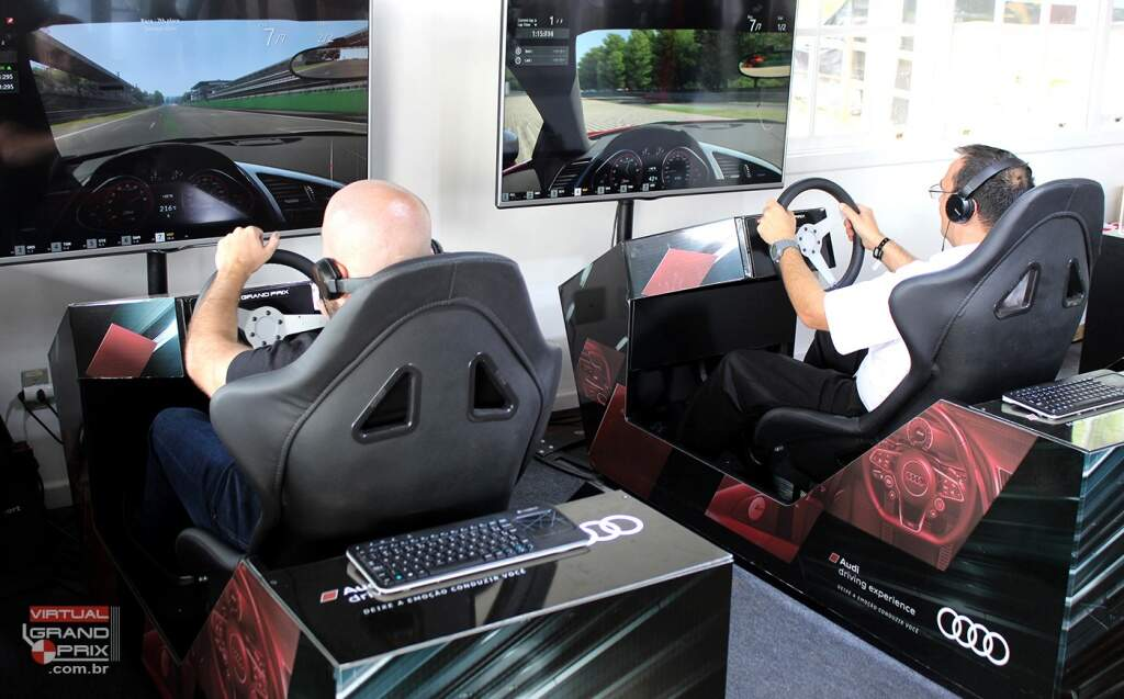 Simulador Driving Experience