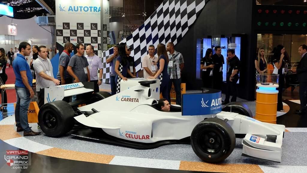 Simulador F1 Autotrac - Fenatran 2015 (12)