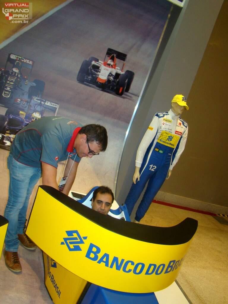 Simulador F1 BB Brasília