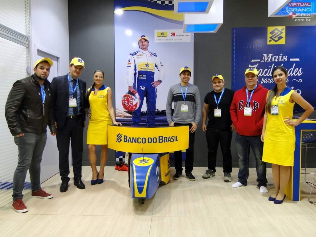 Simulador F1 Banco do Brasil