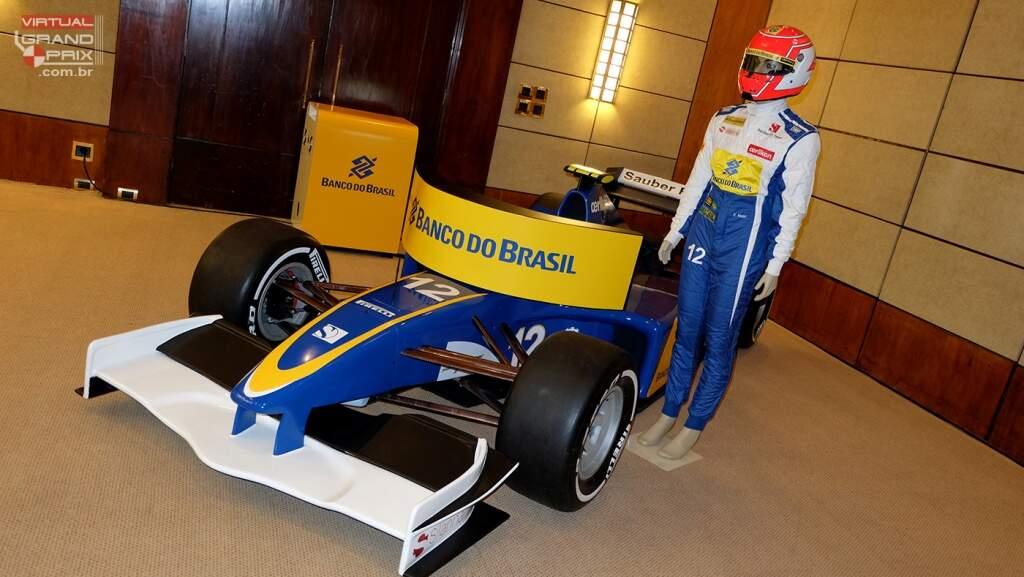 Simulador F1 Felipe Nars