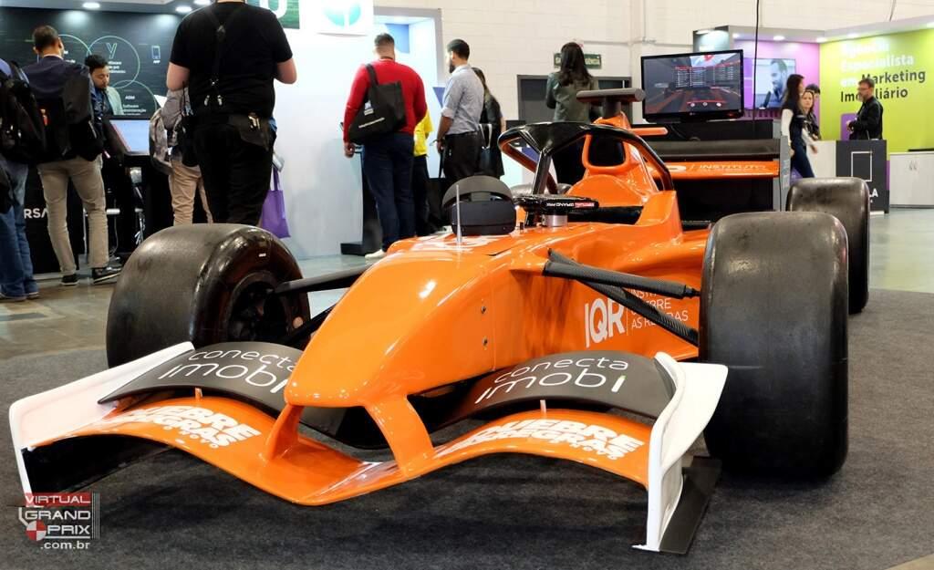 Simulador F1 IQR