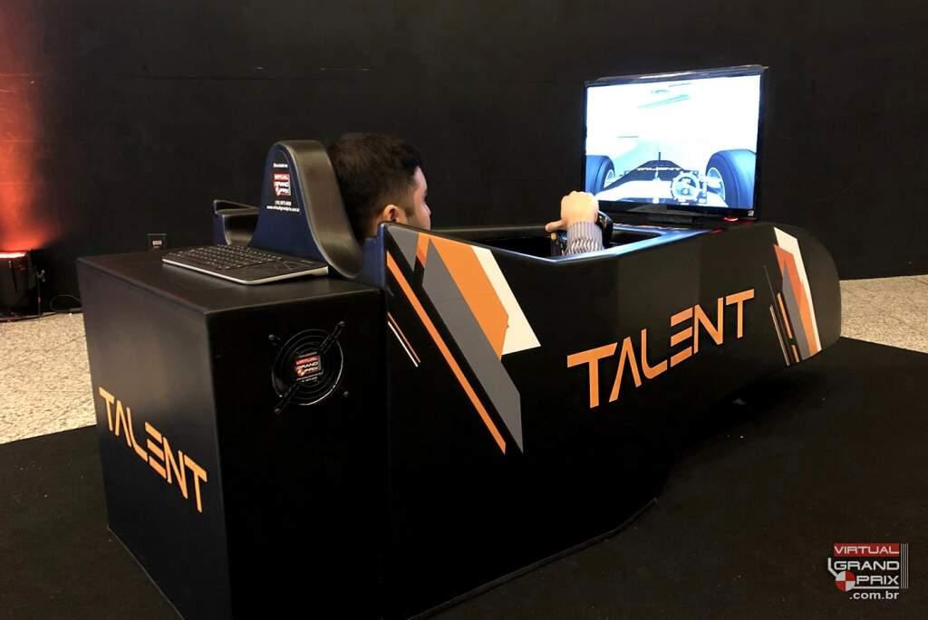 Simulador F1 TALENT
