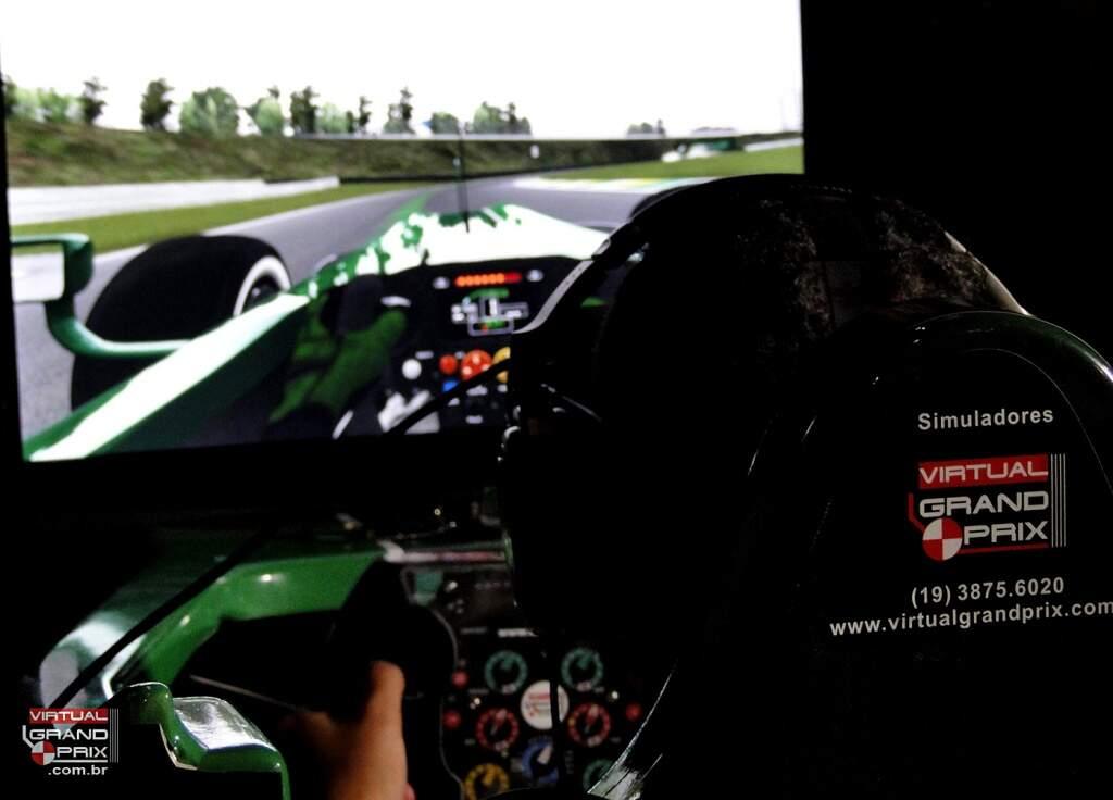 Simulador F1 Virtual Reality