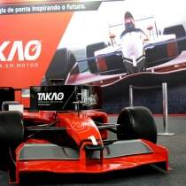 Simulador F1 max Virtual Grand Prix 09