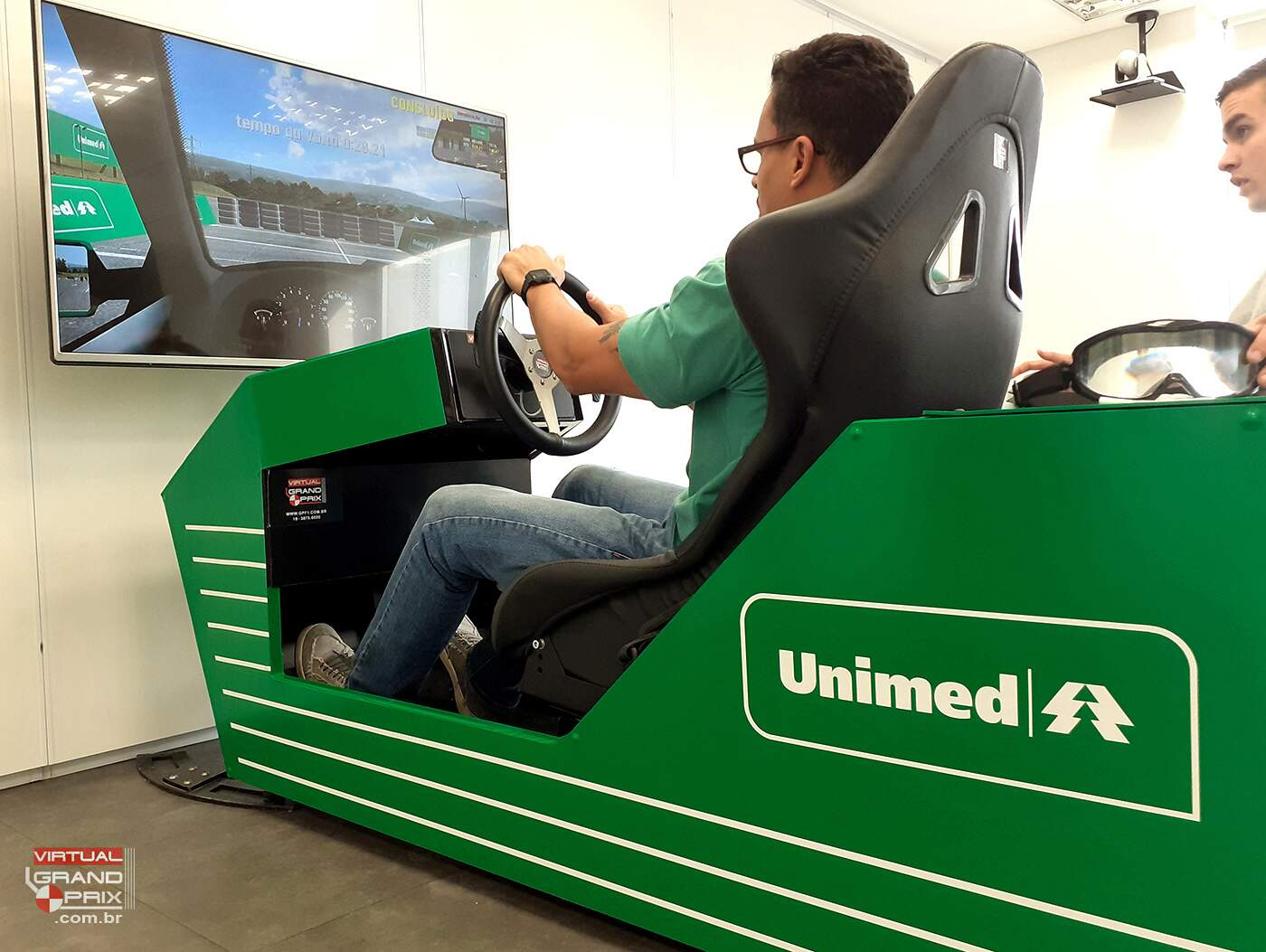 Simulador Flex @ UNIMED – Sipat