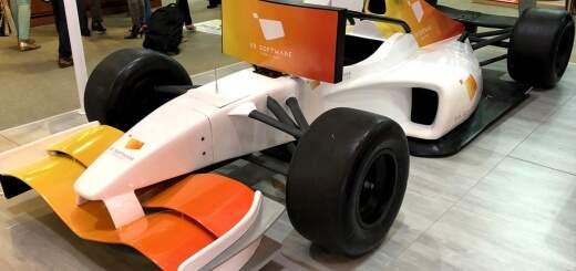 Simulador Formula 1 ApasShow