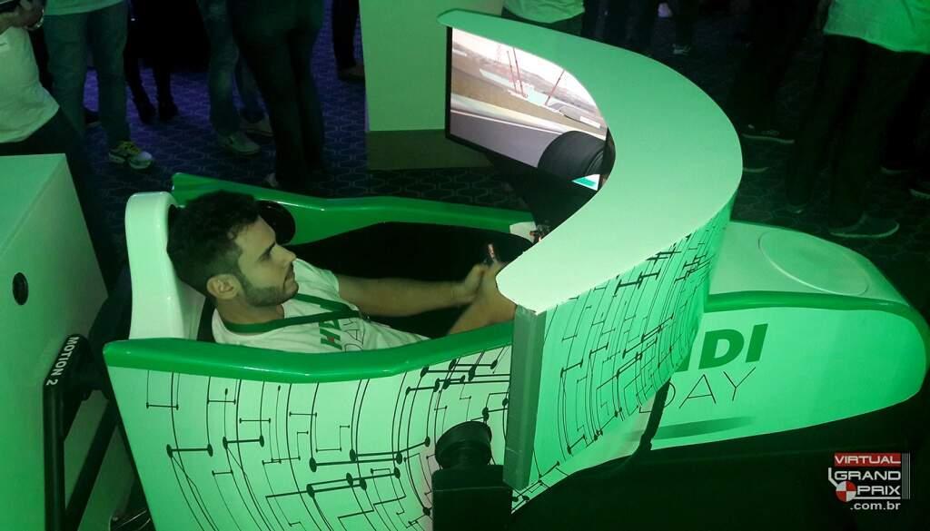 Simulador HDI MOTION