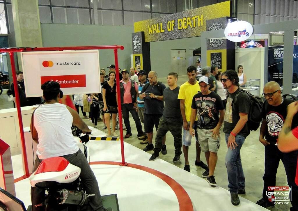 Simulador Moto Salão Moto Brasil