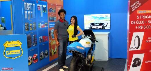 Simulador Moto Virtual Grand Prix