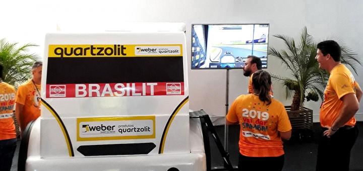 Simulador Truck Brasilit