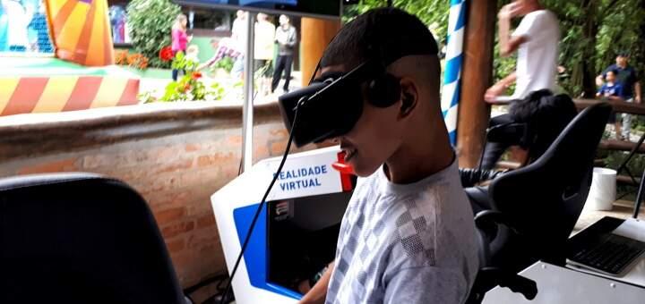 Simulador VR KRONES