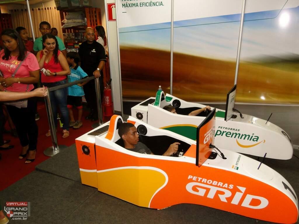 Simuladores Cockpit F1 FENICS