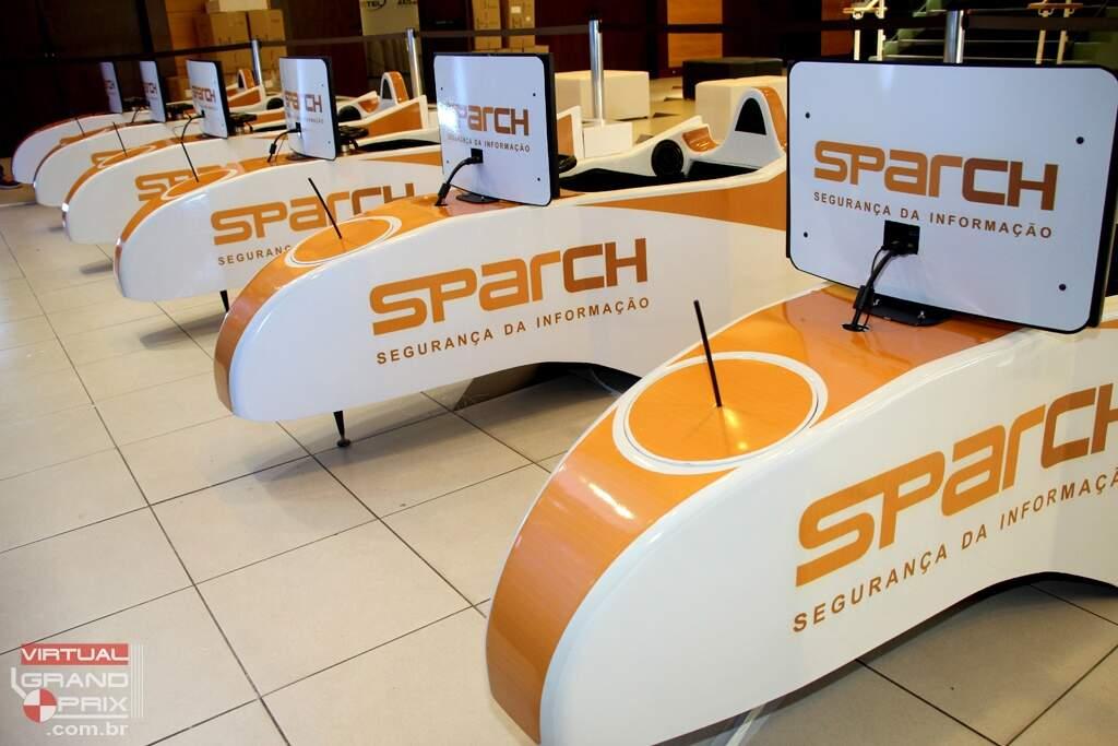 Simuladores F1 Sparch