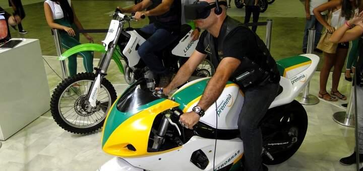 Simuladores Moto VR @ Saão Moto Brasil 2017 (5)