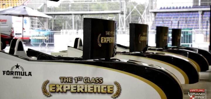 The 1st Class Experience Heineken