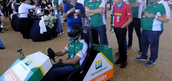 Virtual Grand Prix - Realidade Virtual