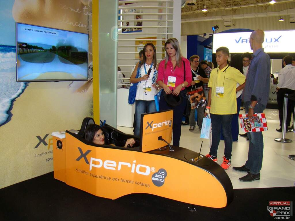 Virtual Grand Prix Simulador e Eventos